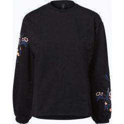 Y.A.S - Damska bluza nierozpinana, czarny. Czarne bluzy sportowe damskie marki DOMYOS, z elastanu. Za 199,95 zł.