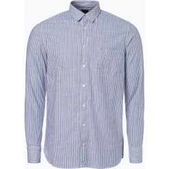 Odzież: BOSS Casual – Koszula męska – Cattitude_1, niebieski