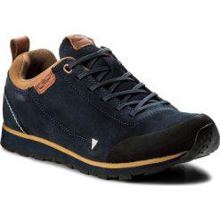 Trekkingi CMP - Kids Elettra Low Hiking Shoes 38Q9844J N950. Niebieskie buty trekkingowe chłopięce marki CMP, z materiału. W wyprzedaży za 189,00 zł.