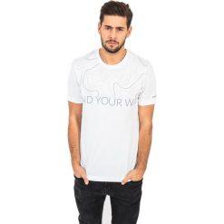 MARTES Koszulka Hi-Tec ISOBAR biała r. M. Białe t-shirty męskie marki MARTES, m. Za 32,62 zł.