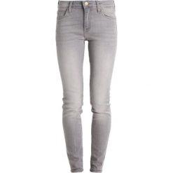 Lee SCARLETT  Jeans Skinny Fit summer grey. Szare rurki damskie Lee. W wyprzedaży za 200,85 zł.