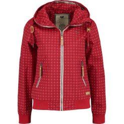 Odzież damska: Ragwear NUGGIE A Kurtka przeciwdeszczowa chili red