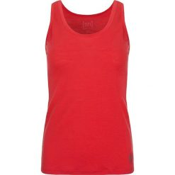 Topy sportowe damskie: Top w kolorze czerwonym