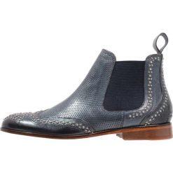 Botki damskie lity: Melvin & Hamilton SALLY Ankle boot moroccan blue