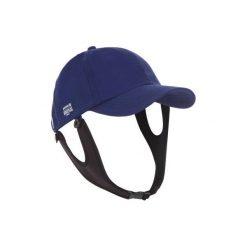 Czapka z daszkiem UV JR. Niebieskie czapki z daszkiem damskie OLAIAN. W wyprzedaży za 14,99 zł.