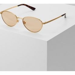 VOGUE Eyewear GIGI HADID Okulary przeciwsłoneczne goldcoloured. Żółte okulary przeciwsłoneczne damskie lenonki VOGUE Eyewear. Za 579,00 zł.