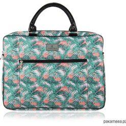 TORBA NA LAPTOPA (MAX 16) 1964. Niebieskie torby na laptopa Pakamera, w kolorowe wzory. Za 230,00 zł.