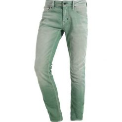 Jeansy męskie regular: Antony Morato Jeans Skinny Fit verde salvia