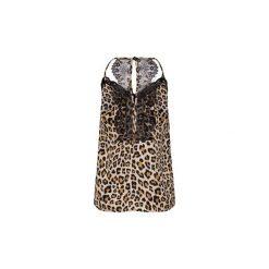 Bluzki Jacqueline De Yong  TOP  JDYSISSE LACE SINGLET WVN. Brązowe topy damskie Jacqueline de Yong. Za 119,45 zł.