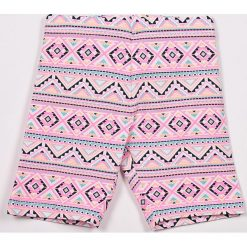 Blukids - Szorty dziecięce 98-128 cm. Różowe spodenki dziewczęce Blukids, z bawełny, casualowe. Za 29,90 zł.