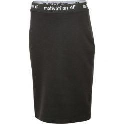 Spódniczki: Spódnica sportowa SPUD001 – czarny