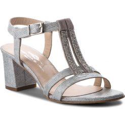 Rzymianki damskie: Sandały BRENDA ZARO – T1962C Perla