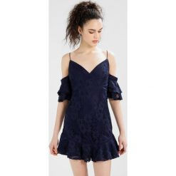 Sukienki hiszpanki: Love Triangle BABY MINI DRESS Sukienka koktajlowa navy