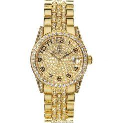 """Zegarki męskie: Zegarek """"Diamond Star"""" w kolorze złotym"""