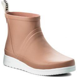 Kalosze TRETORN - Viken II Low 473326  Dusty Pink 06. Czerwone buty zimowe damskie Tretorn, z kauczuku. Za 336,00 zł.