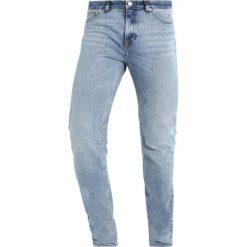 Cheap Monday SONIC Jeansy Slim Fit coin blue. Niebieskie rurki męskie Cheap Monday. W wyprzedaży za 174,30 zł.