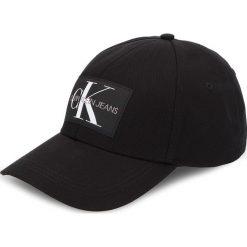 Czapka z daszkiem CALVIN KLEIN JEANS - J Monogram Cap W K40K400753 016. Szare czapki z daszkiem damskie marki Calvin Klein Jeans, na zimę, z jeansu. Za 159,00 zł.