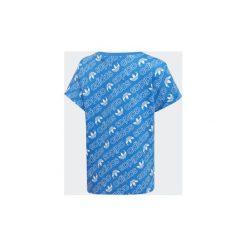 T-shirty z krótkim rękawem Dziecko  adidas  Koszulka Trefoil Monogram. Czarne bluzki dziewczęce z krótkim rękawem marki Nike. Za 89,95 zł.