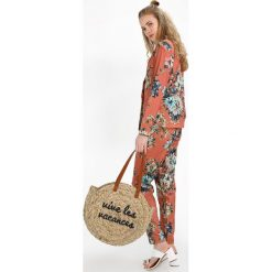 Shopper bag damskie: Whistles VIVE LE VACANCES ROUND BAG Torba na zakupy natural