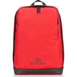 Plecak 87-3P-050-3. Czerwone plecaki męskie marki Wittchen. Za 79,00 zł.