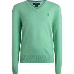 Swetry chłopięce: Polo Ralph Lauren TOPS SWEATER Sweter cabana green heather
