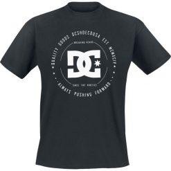 T-shirty męskie z nadrukiem: DC Rebuilt 2 SS T-Shirt czarny