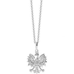 Biżuteria i zegarki damskie: Wspaniały Srebrny Wisiorek - srebro 925