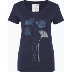 T-shirty damskie: ARMEDANGELS – T-shirt damski, niebieski
