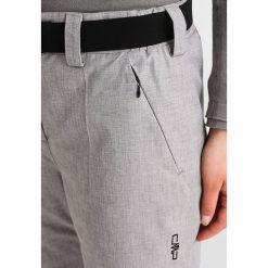 CMP Spodnie narciarskie argento melange. Szare spodnie damskie narciarskie CMP, z materiału. W wyprzedaży za 527,20 zł.