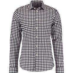 Koszule męskie na spinki: Eton SUPER SLIM FIT Koszula black/white