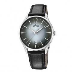 """Zegarek """"18402/4"""" w kolorze czarno-srebrnym. Czarne, analogowe zegarki męskie NIXON & ESPRIT, srebrne. W wyprzedaży za 319,95 zł."""