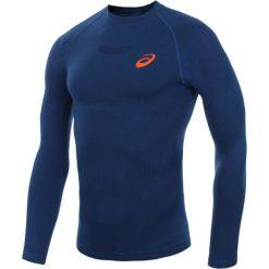 T-shirty męskie: koszulka do biegania męska ASICS LONGSLEEVE TOP / 121088-8060 – LONGSLEEVE TOP