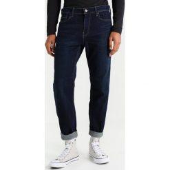 Jeansy męskie regular: Hollister Co. DARK CLASSIC STRAIGHT Jeansy Straight Leg dark blue