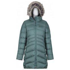 Płaszcze damskie: Marmot Płaszcz Damski Wm's Montreal Coat Mallard Green L