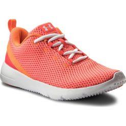 Buty UNDER ARMOUR - Ua W Squad 2 3020149-600 Pink Rose. Czerwone buty do fitnessu damskie Under Armour, z materiału. W wyprzedaży za 189,00 zł.
