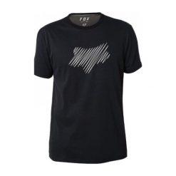 T-shirty męskie: FOX T-Shirt Męski Cresent Xxl Czarny
