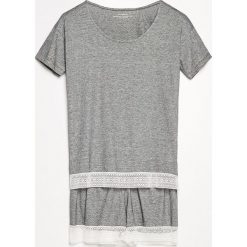 Piżama z szortami - Czarny. Czarne piżamy damskie Reserved, m. Za 79,99 zł.