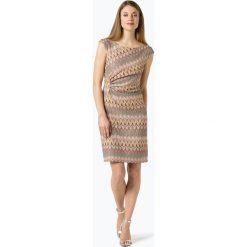 Sukienki hiszpanki: Apanage – Sukienka damska, beżowy