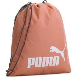 Plecak PUMA - Phase Gym Sack 074943 28 Różowy. Czerwone plecaki męskie marki Puma, xl, z materiału. Za 49,00 zł.