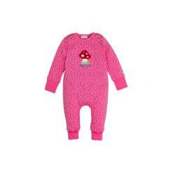 Pajacyki niemowlęce: SALT AND PEPPER Baby Glück Girls Piżamka Grzybek pink