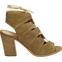 Sandały damskie: Sandały - 160 CAM DAINO