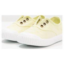 Creepersy damskie: Victoria Shoes INGLESA LONA TINTADA Półbuty wsuwane lima