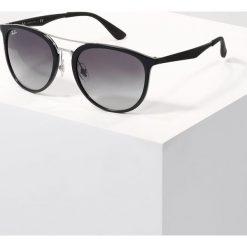 RayBan Okulary przeciwsłoneczne black/grey gradient. Czarne okulary przeciwsłoneczne damskie lenonki Ray-Ban. Za 739,00 zł.