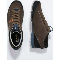Aku BELLAMONT Obuwie hikingowe braun. Brązowe buty skate męskie marki Aku, z gumy, outdoorowe. Za 589,00 zł.