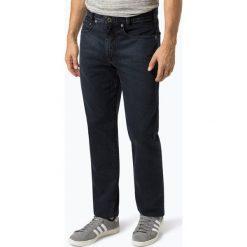 Joker - Jeansy męskie, niebieski. Niebieskie jeansy męskie z dziurami marki OLYMP SIGNATURE, m, paisley. Za 299,95 zł.