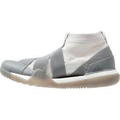 Adidas Performance PUREBOOST X TR 3.0 LL Obuwie treningowe grey one/shock yelllow/grey three. Brązowe buty sportowe damskie marki adidas Performance, z gumy. Za 629,00 zł.