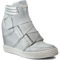 Sneakersy EVA MINGE - Cruz 1N 17SM1372129ES 639. Szare sneakersy damskie Eva Minge, z gumy. W wyprzedaży za 249,00 zł.