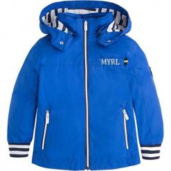 Kurtka w kolorze niebieskim. Niebieskie kurtki chłopięce marki Mayoral. W wyprzedaży za 132,95 zł.