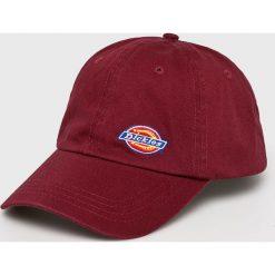 Dickies - Czapka. Brązowe czapki męskie Dickies, z bawełny. W wyprzedaży za 99,90 zł.