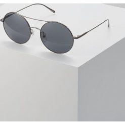 Okulary przeciwsłoneczne damskie: Calvin Klein Okulary przeciwsłoneczne gunmetal